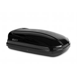 Μπαγκαζιέρα Οροφής Αυτοκινήτου Modula Wego 360 lt Χρώμα Μαύρο