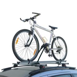 Βάση Ποδηλάτου Οροφής Αυτοκινήτου Fabbri Bici 3000 ALU Αλουμινίου Ασημί/Μαύρο (1 Ποδήλατο)