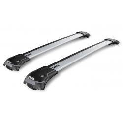 Μπάρες Αυτοκινήτου Thule Wing Bar Edge 775 SET  9581 S - (Roof Railling)