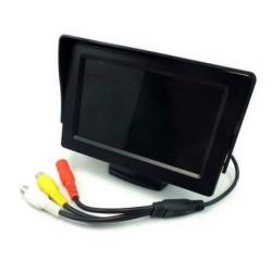 Monitor 4.3 Inches για κάμερα οπισθοπορείας LM Model: M04