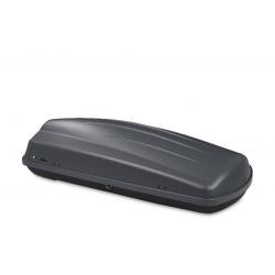 Μπαγκαζιέρα Οροφής Αυτοκινήτου Modula Ciao 430 lt Χρώμα Ανθρακί