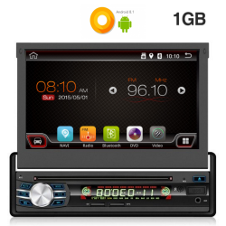 Συσκευή Multimedia 1 DIN Digital iQ Model: IQ-AN8400 GPS (Deck)