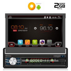 Συσκευή Multimedia 1 DIN Digital iQ Model: IQ-AN8500 GPS (Deck)