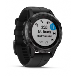 Garmin Fenix 5 Plus Code.GA-010-01988-01 Black Band (Sapphire Black)