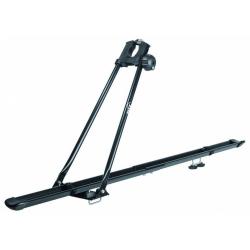 Βάση Ποδηλάτου Οροφής Αυτοκινήτου Hermes PS2 Χρώμα Μαύρη (1 Ποδήλατο)