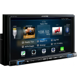 Συσκευή Multimedia 1 DIN / Alpine INE-W710D (Deck)