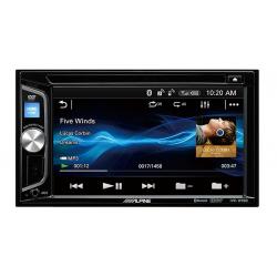 Συσκευή Multimedia 2 DIN / Alpine INE-W560BT (DVD)