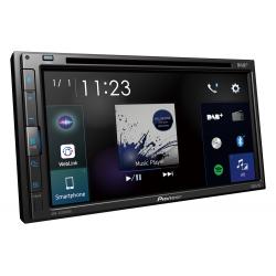 Συσκευή Multimedia 2 DIN / Pioneer AVH-Z5200DAB (DVD)