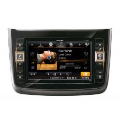 Ειδική Οθόνη OEM Αυτοκινήτου Alpine Style X800D-V GPS 2DIN για Mercedes Vito - Viano mod. 04/2006 - 2014