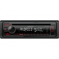 Ράδιο CD/MP3/USB Kenwood KDC-130UR
