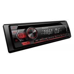 Ράδιο CD/MP3/USB Pioneer DEH-S121UB