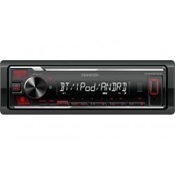 Ράδιο MP3/USB/BT Kenwood KMM-BT205