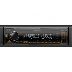 Ράδιο MP3/USB Kenwood KMM-105AY