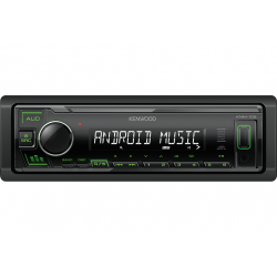 Ράδιο MP3/USB Kenwood KMM-105GY