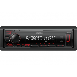 Ράδιο MP3/USB Kenwood KMM-105RY