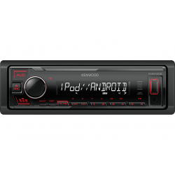 Ράδιο MP3/USB Kenwood KMM-205