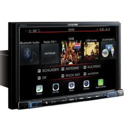Συσκευή Multimedia 1 DIN / Alpine X803DC-U (Deck)