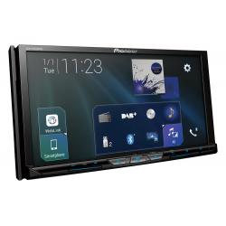 Συσκευή Multimedia 2 DIN / Pioneer AVH-Z9200DAB (DVD)