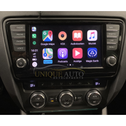 Ασύρματο Apple Car Play/Android Auto Interface για Seat,Skoda MIB 1/MIB 2, Octavia,Rapid,Superb