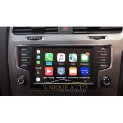 Ασύρματο Apple Car Play/Android Auto Interface για VW MIB 1/MIB 2, Golf MK7, Passat, Polo