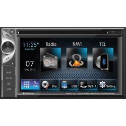 Συσκευή Multimedia 2 DIN / Phonocar Model: VM057 GPS (DVD)