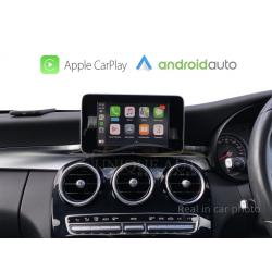Ασύρματο Apple Car Play/Android Auto Interface (Audio 20/COMAND) για Mercedes A/B Class, CLA, GLA 2015-2018