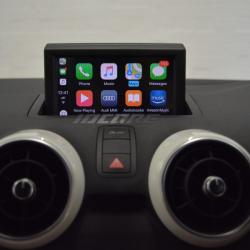 Ασύρματο Apple Car Play/Android Auto Interface για Audi A1/Q7 2010-2018