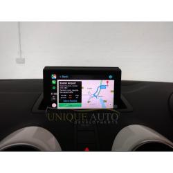 Ασύρματο Apple Car Play/Android Auto Interface για Audi A1 2010-2018