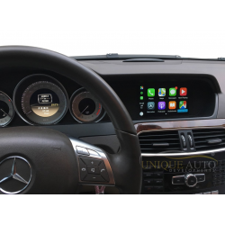 Ασύρματο Apple Car Play/Android Auto Interface (NTG 4.5) για Mercedes A/C/E Class, SLK, ML 2011-2015