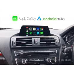 Ασύρματο Apple Car Play/Android Auto Interface (ΝΒΤ) για Bmw Series 1/2/3/4/5/X3 2011-2016