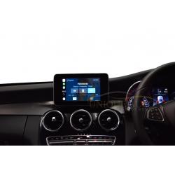 Ασύρματο Apple Car Play/Android Auto Interface (Audio 20/COMAND) για Mercedes C Class, GLC 2014-2018