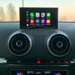 Ασύρματο Apple Car Play/Android Auto Interface (GPS MMI) για Audi A3(8V) 2013-2017