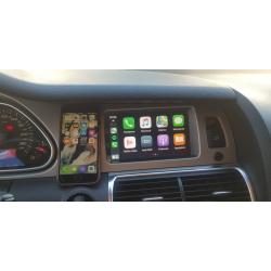 Ασύρματο Apple Car Play/Android Auto Interface (GPS MMI) για Audi Q7 2012-2015