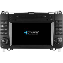 Ειδική OEM Οθόνη Αυτοκινήτου Dynavin Model: U-N7-MBA (DVD)