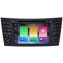 Ειδική OEM Οθόνη Αυτοκινήτου Bizzar Model: U-BL-8C-MB99 GPS (DVD)