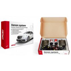 Φώτα XENON H7 Slim 6K CanBus ΣΕΤ Model: Amio 01907