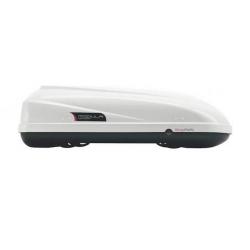 Πλήρες Σέτ Μπάρες Οροφής Hermes GS3 με Μπαγκαζιέρα Modula Beluga XL 460 lt N.0321 Λευκή