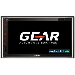 Συσκευή Multimedia 2 DIN / Gear GR-AV90BT (Deck)