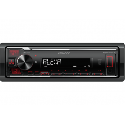 Ράδιο MP3/USB/BT Kenwood KMM-BT206