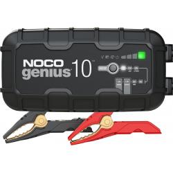 Φορτιστής-Συντηρητής Μπαταρίας Noco Genius10 EU 6V & 12V