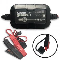 Φορτιστής-Συντηρητής Μπαταρίας Noco Genius5 EU 6V & 12V