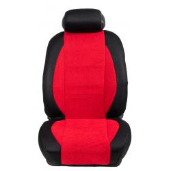 Ημικαλύμματα Εμπρόσθιων Καθισμάτων Αυτοκινήτου Ύφασμα Πετσέτα HMP-2R4 2 τμχ