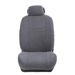 Ημικαλύμματα Εμπρόσθιων Καθισμάτων Αυτοκινήτου Ύφασμα Πετσέτα HMP-55 2 τμχ