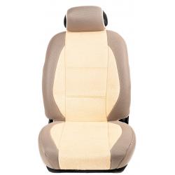 Ημικαλύμματα Εμπρόσθιων Καθισμάτων Αυτοκινήτου Ύφασμα Πετσέτα HMP-6R6 2 τμχ