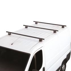 Μπάρες Επαγγ/κων  Αυτοκινήτων  Fabbri  12Α13500 135cm Αλουμινίου / KIT 17409400 Set (2 τεμ)