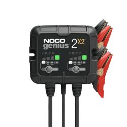 Φορτιστής - Συντηρητής Μπαταρίας Noco Genius2X2EU 4.0Ah 6V & 12V