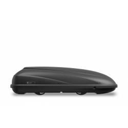 Μπαγκαζιέρα Οροφής Αυτοκινήτου Modula Travel Twin 650 lt Χρώμα Ανθρακί