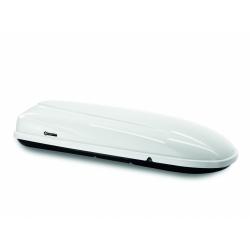 Μπαγκαζιέρα Οροφής Αυτοκινήτου Modula Travel Twin 650 lt Χρώμα Λευκό