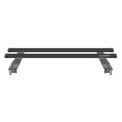 Μπάρες Οροφής Αυτοκινήτου Menabo Tema Μεταλλικές FE2 130 cm SET (3340 - 3360 - fix501)