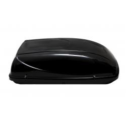 Μπαγκαζιέρα Οροφής Αυτοκινήτου Hermes 360 lt  Altage 1B Χρώμα Μαύρο Γυαλιστερό